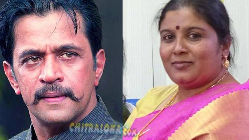 women commission files suo motu case on arjun sarja