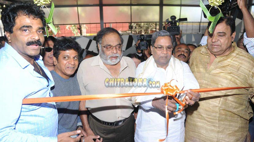 cm siddaramaiah inaugurates artists association building