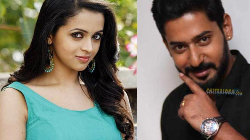 bhavana, is heroine for inspector vikram