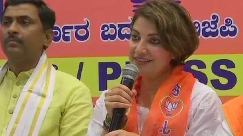 bhavana ramanna quits congress, joins bjp
