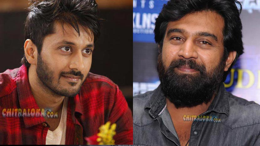 chethan and chiranjeeivi sarja team up