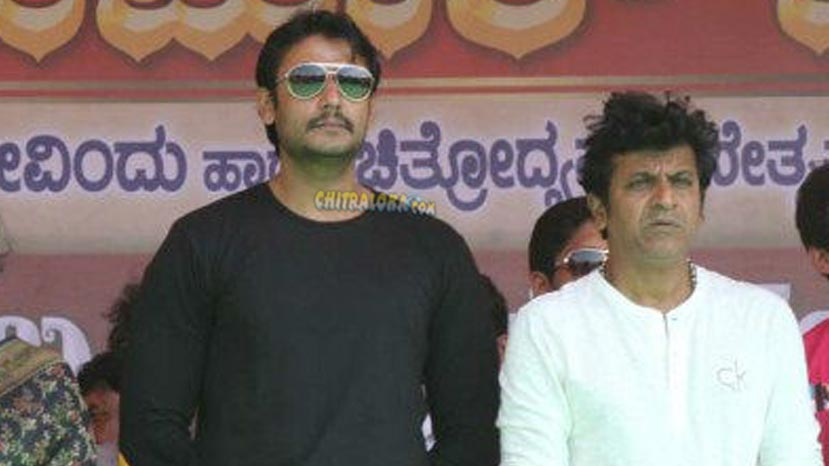 darshan okays to act with shivarajkumar