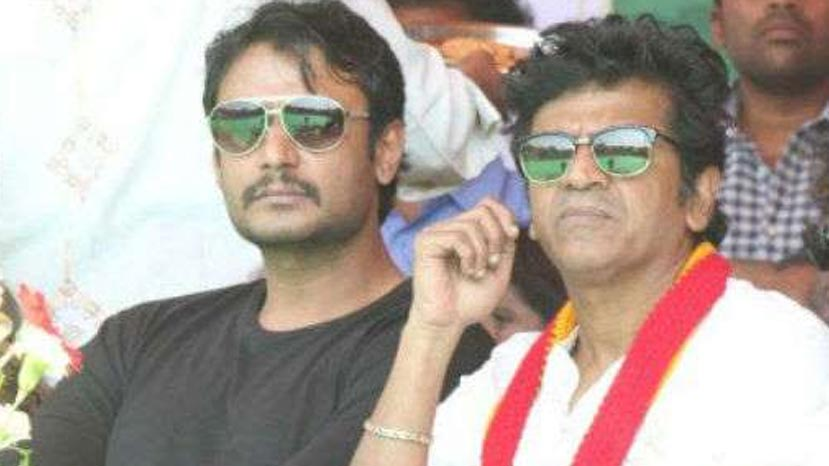 shivanna visits darshan