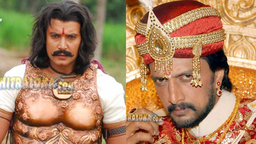 sudeep drops madakari movie nayaka project