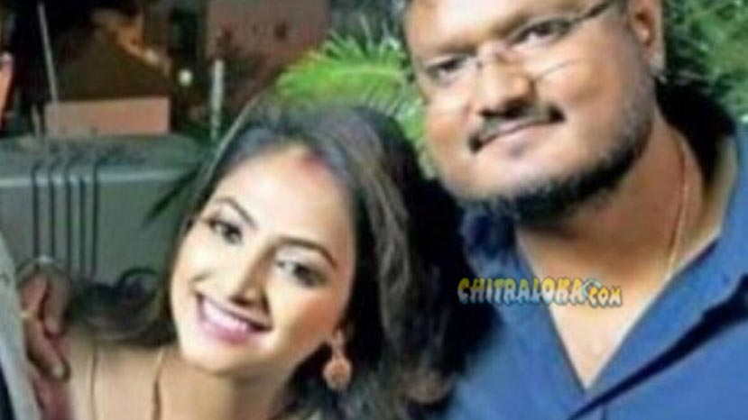 dinakar is lucky for haripriya