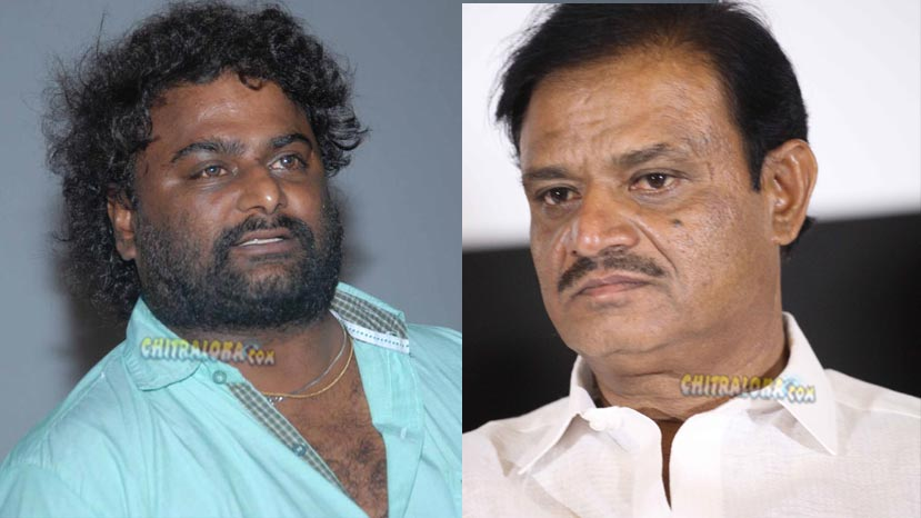venkat to contest against muniratna
