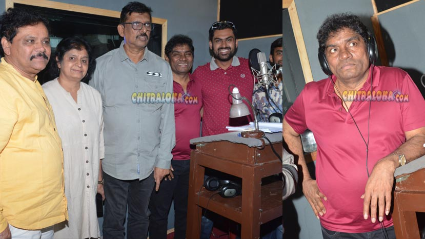 johnny lever dubs for kannada movie gara