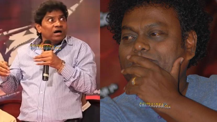 johnny lever and sadhu kokila image