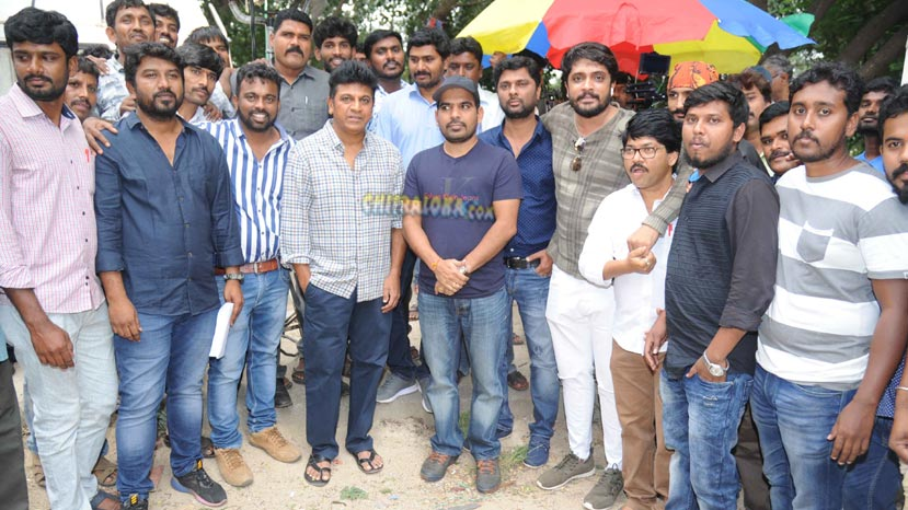 kavacha shooting completed