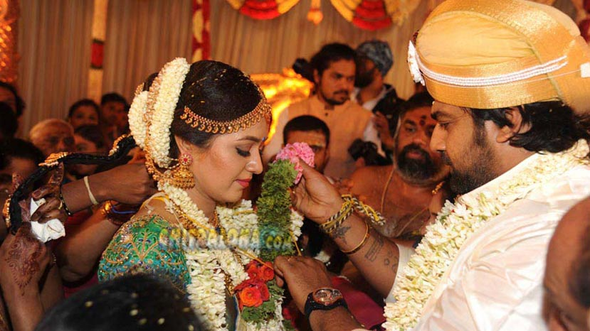 chiru marries meghana
