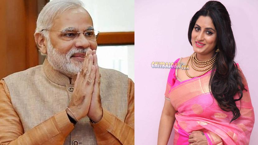 roopa iyer ti direct movie on narendra modi
