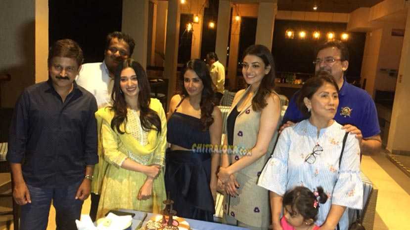 parul yadav's birthday celebration
