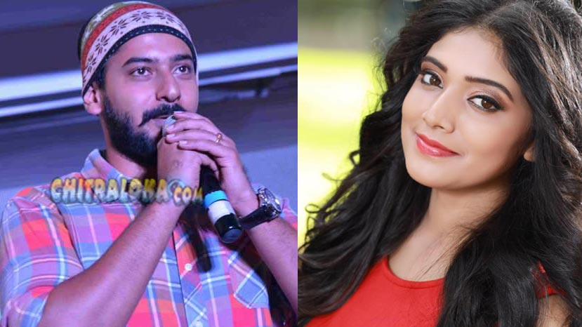 priyanka thimmesh is the heroine for arjun gowda
