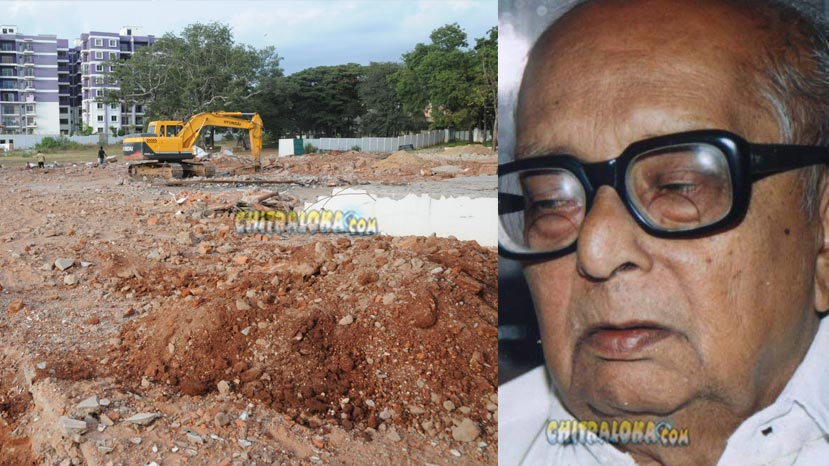 mysore theater studio demolished