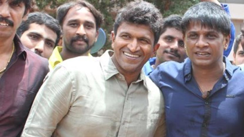 puneeth sings for johnny johnny yes papa movie
