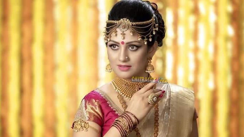 radhika kumaraswamy in horror film