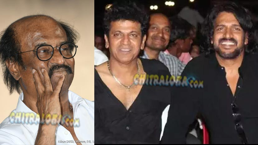 shivarajkumar and upendra wish rajinikanth for 2.0