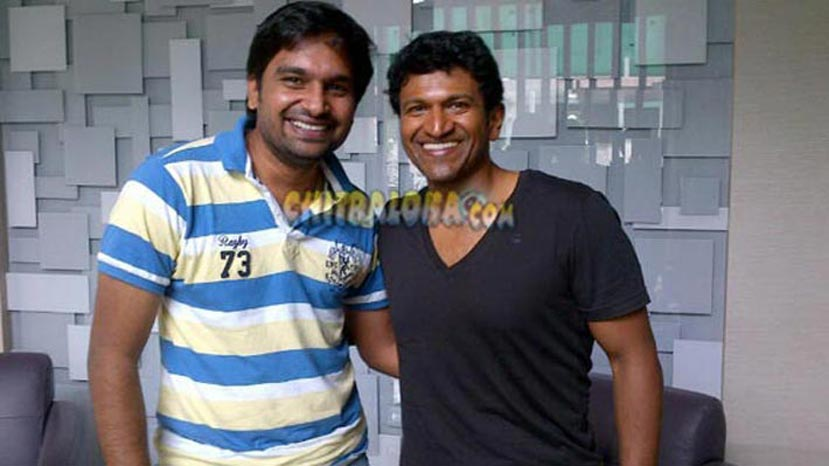 pavan wodeyar, puneeth team up again