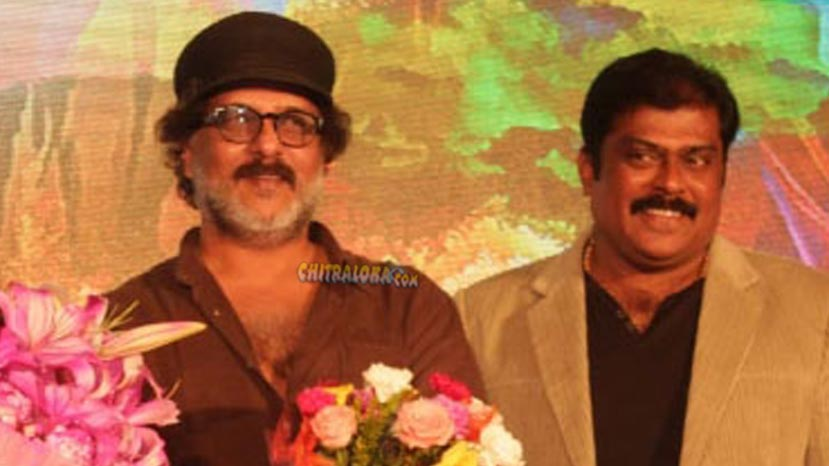 ravichandran k manju movie titled aa drishya