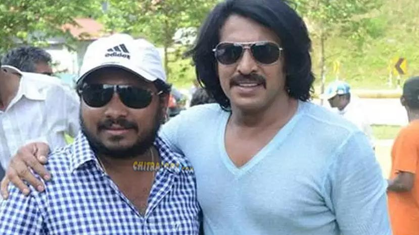 upendra teams up with r chandru