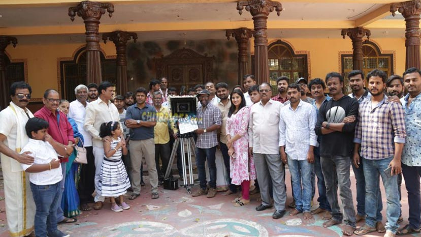 puneeth's new film launched