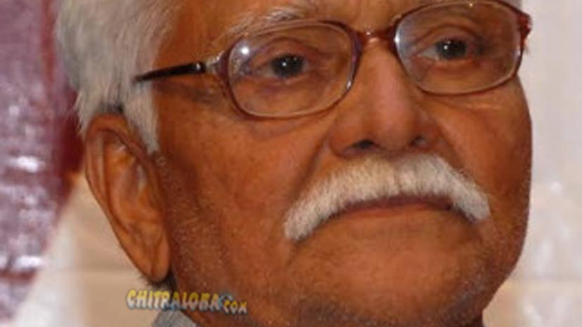 veteran actor bramhavar no more