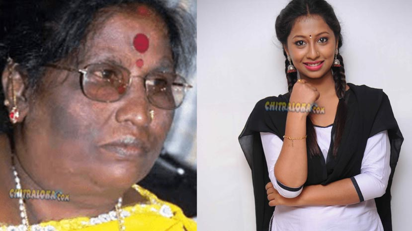 marimuttu's granddaughter enters film industry