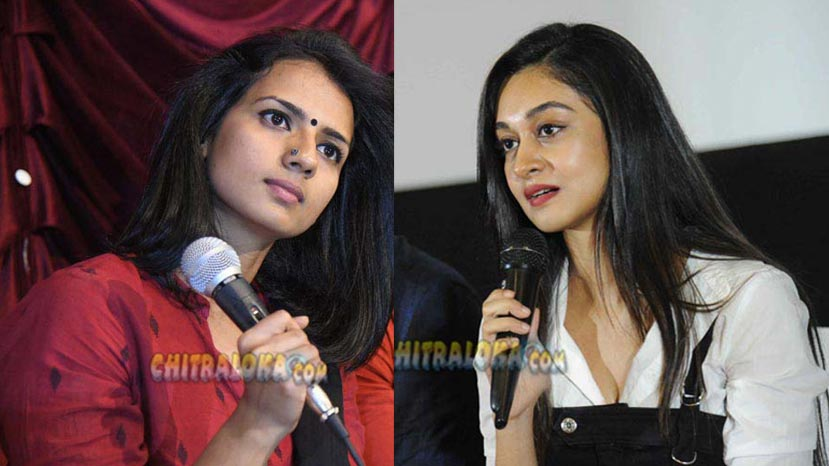 aishwarya sarja asks few questions to sruthi hariharan