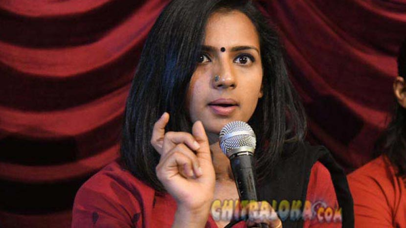 sruthi hariharan says she has proof