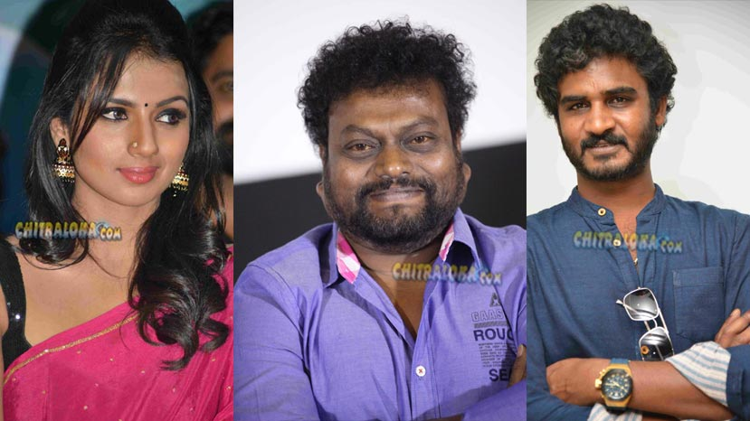 sruthi, chikkana in horror comedy