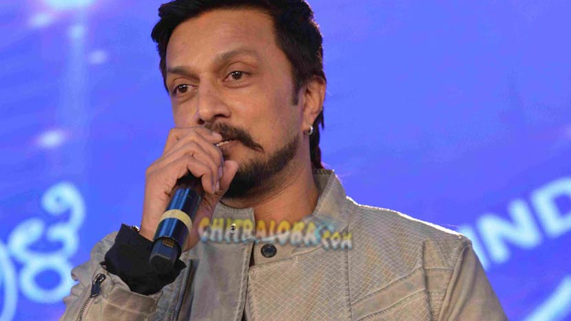 why get afrraid of income tax raids says sudeep