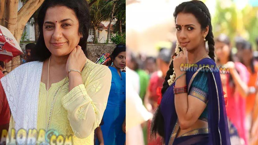 sruthi hariharan still waiting to share screen with suhasini