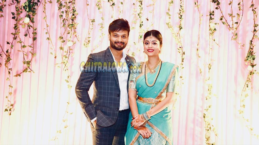 sumanth shailnder to get married next month