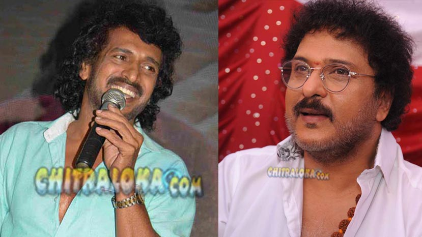 upendra ravichandran in a movie