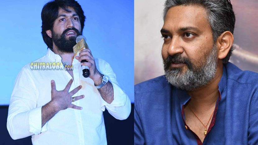 not in rajamouli film says yash