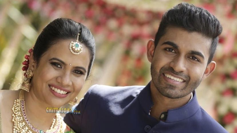 dr rajkumar's grandson engaged