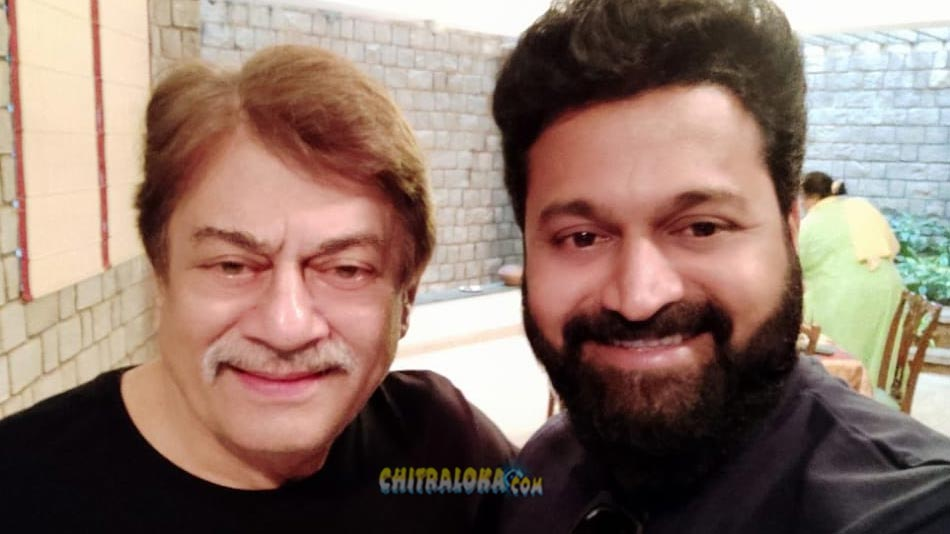 ananth nag roped in as hero for rudraprayag