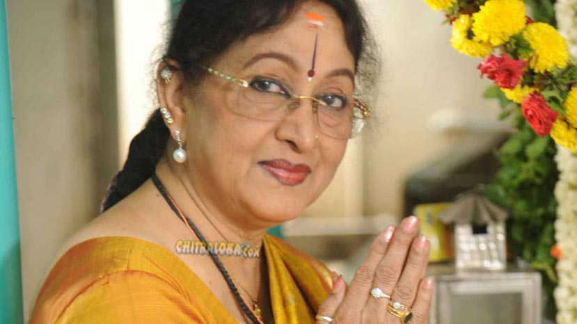bharathi vishnuvardhan returns to small screen