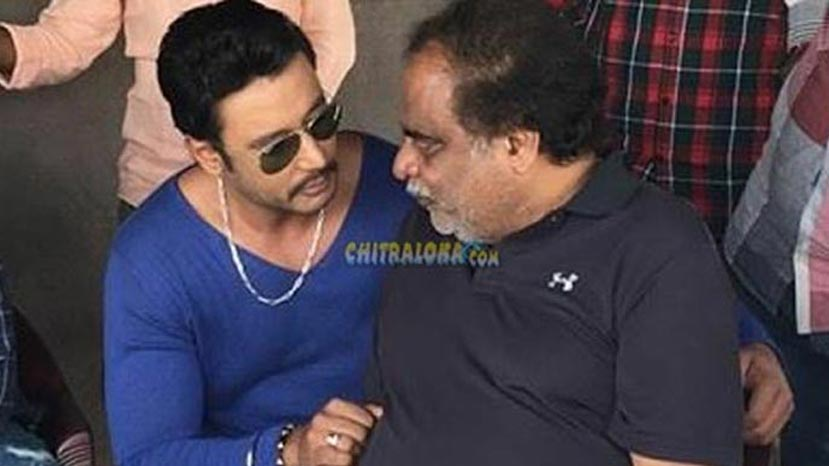 darshan's promise to ambareesh which is not fullfilled