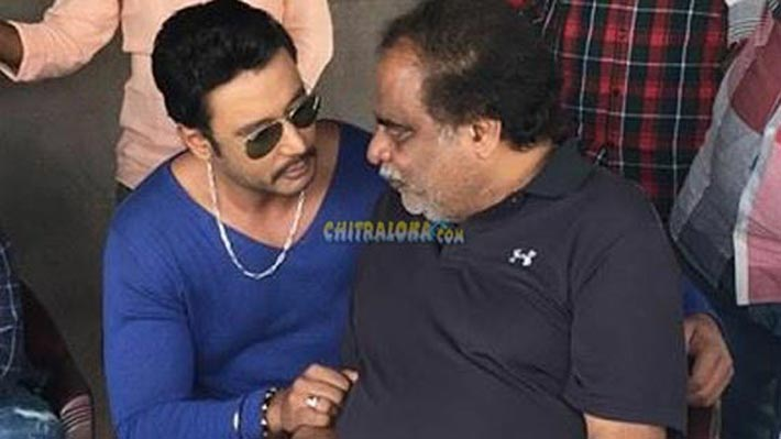 darshan understood the father's meaning after seeing ambareesh