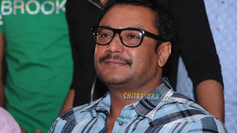darshan to release udgarsha trailer
