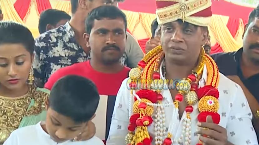 duniya vijay celebrates his 45th birthdya