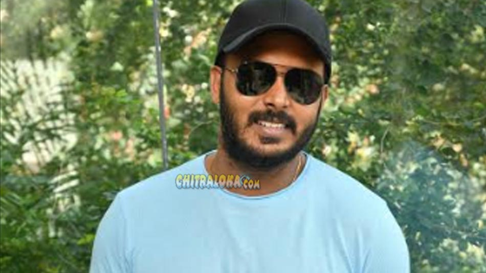 ravichandran's son manoranjan is manuranjan