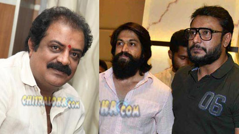 will not act in jodettu says yash