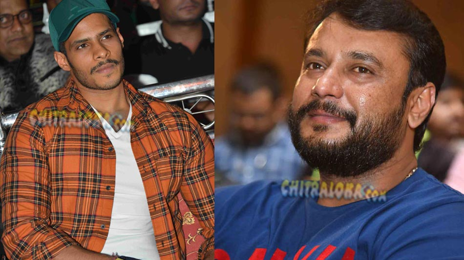 no rivalry between me and darshan says nikhil