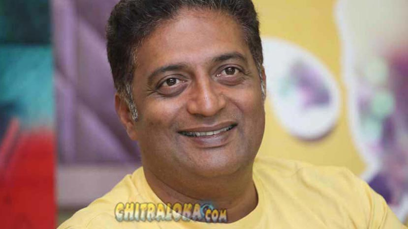 prakash rai back to acting with yuvaratna