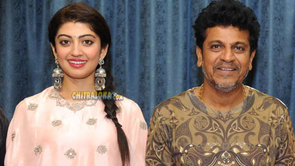 praneetha to pair opposite shivanna