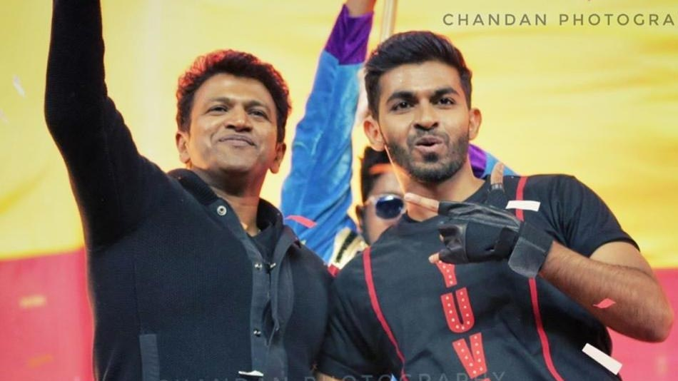 puneeth to direct yuva rajkumar's debut movie