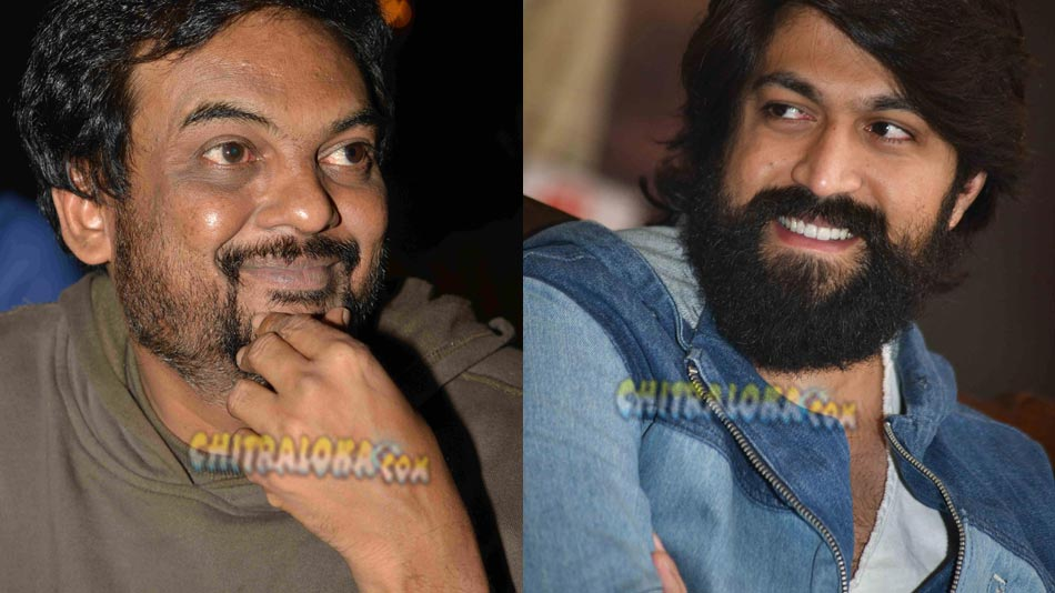 high speculations iver yash and puri jagannath combination movies
