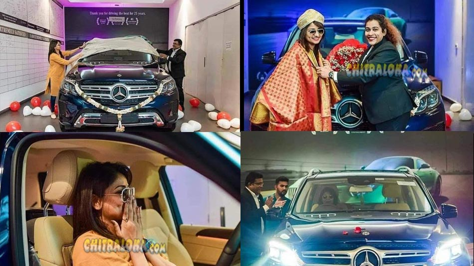 rachita ram buys mercedes benzs